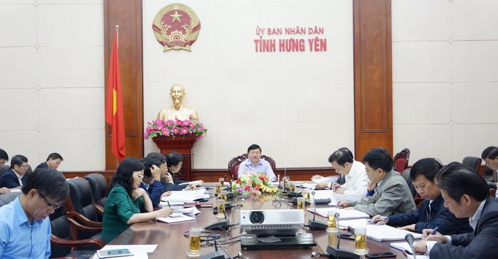 Ủy ban nhân dân tỉnh đánh giá công tác chỉ đạo, điều hành giai đoạn 2016 -2018 và năm 2018; nhiệm vụ, giải pháp năm 2019